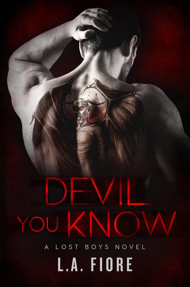 Devil You Know E-Book Cover