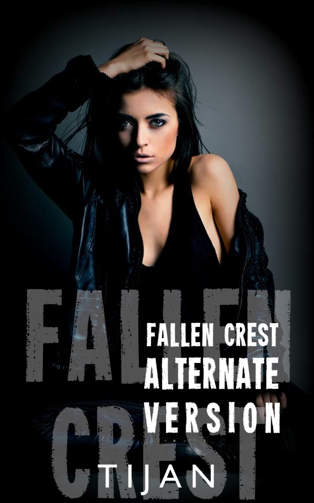Fallen Crest Alternate Version Ebook Cover
