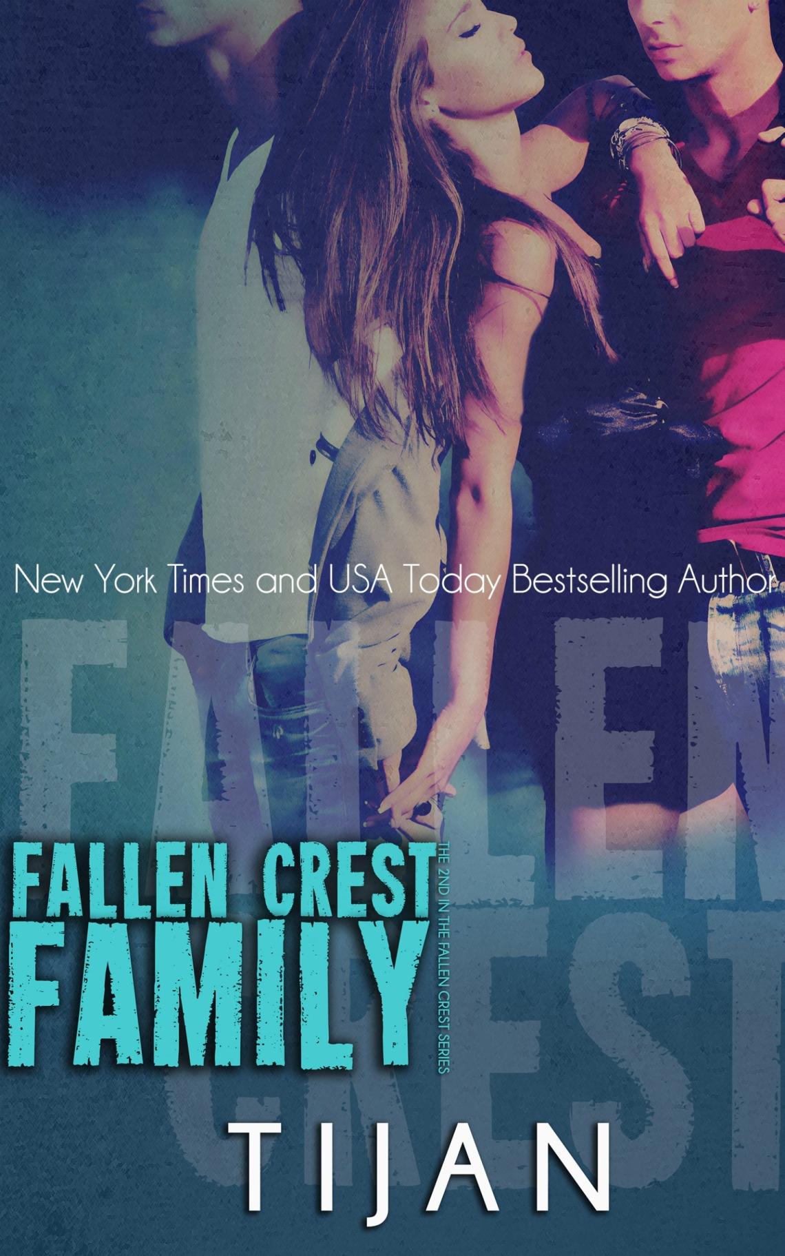 Fallen Crest Family Ebook Cover