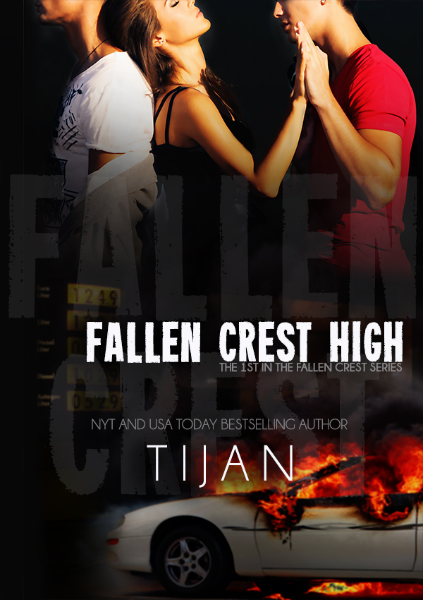 Fallen Crest High Ebook Cover