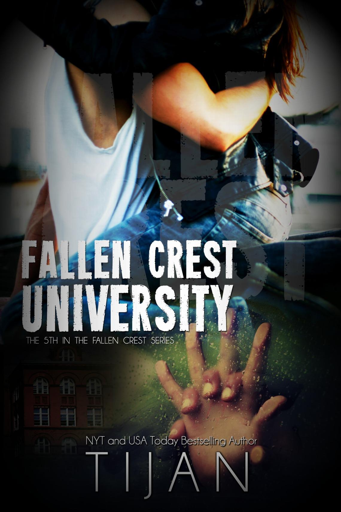 Fallen Crest University Ebook Cover