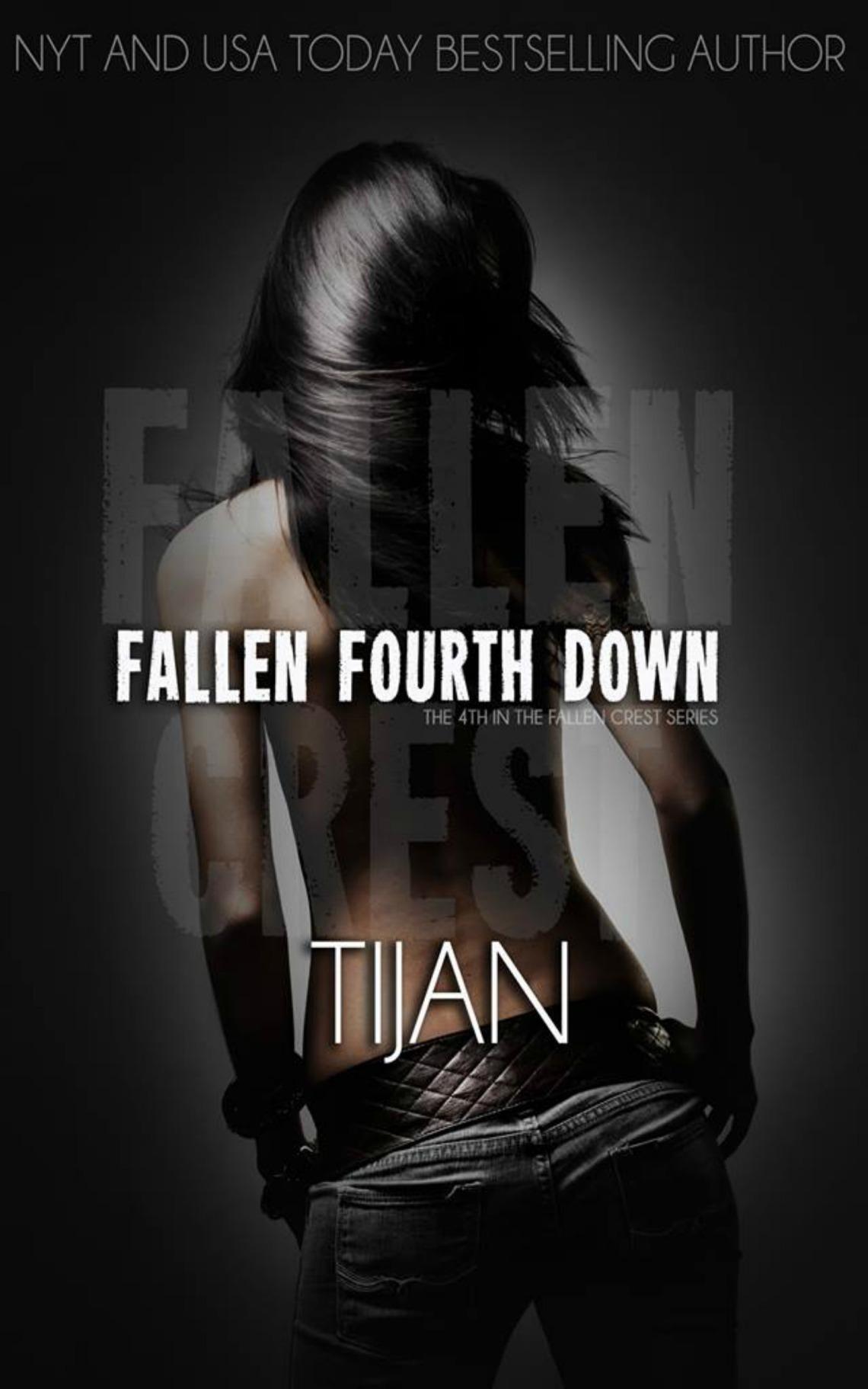 Fallen Fourth Down Ebook Cover