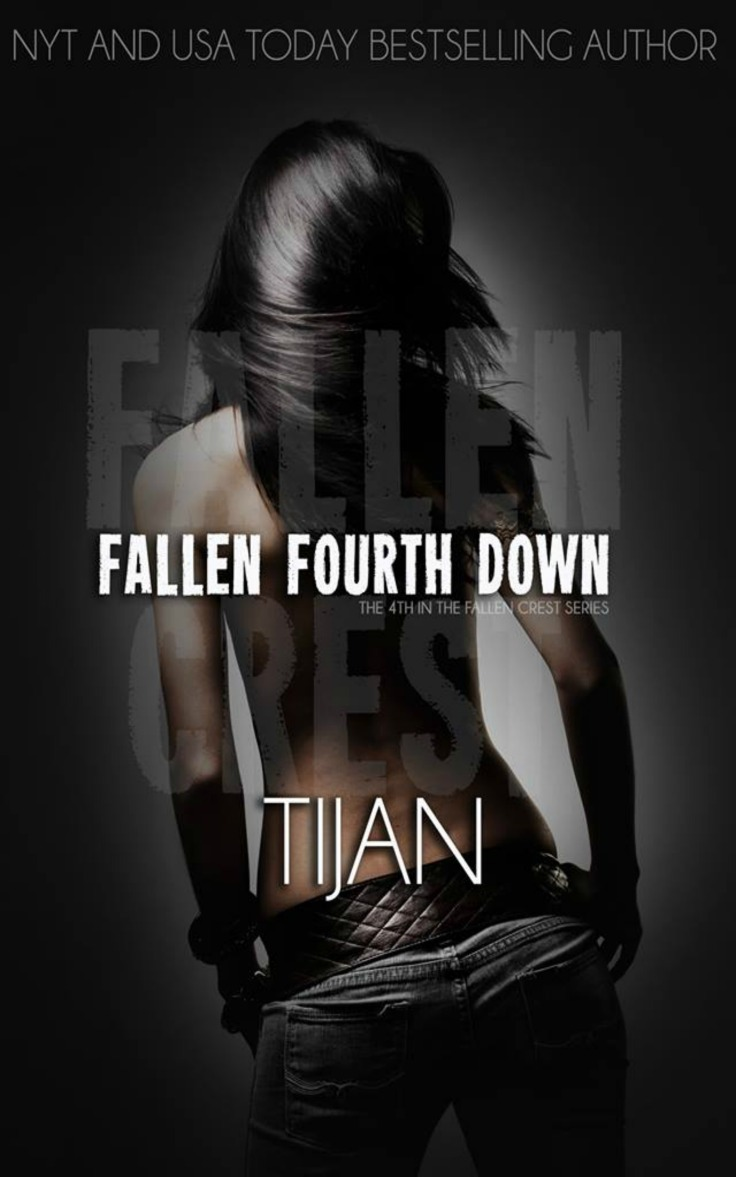 Fallen Fourth Down Ebook Cover