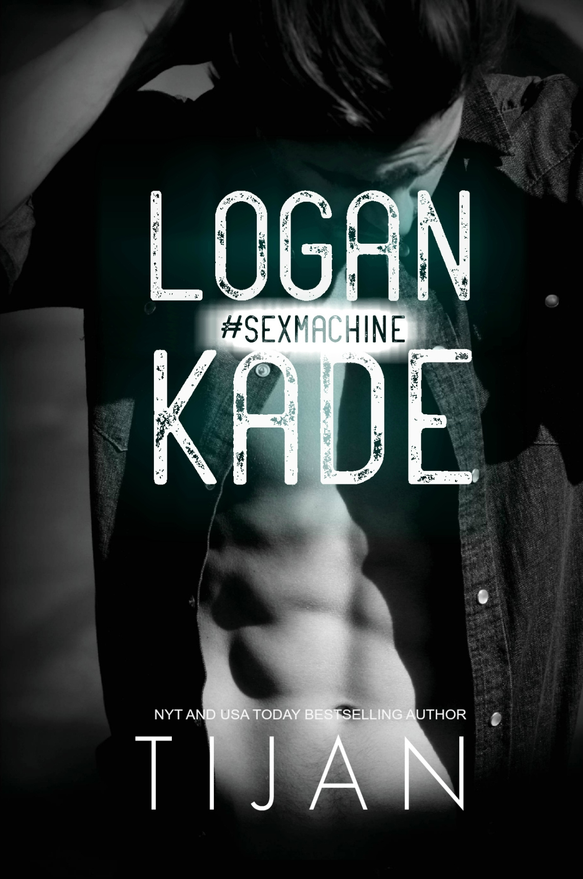 Logan Kade Ebook Cover