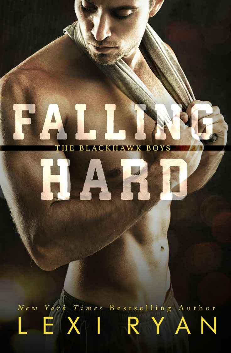 Falling Hard Ebook Cover