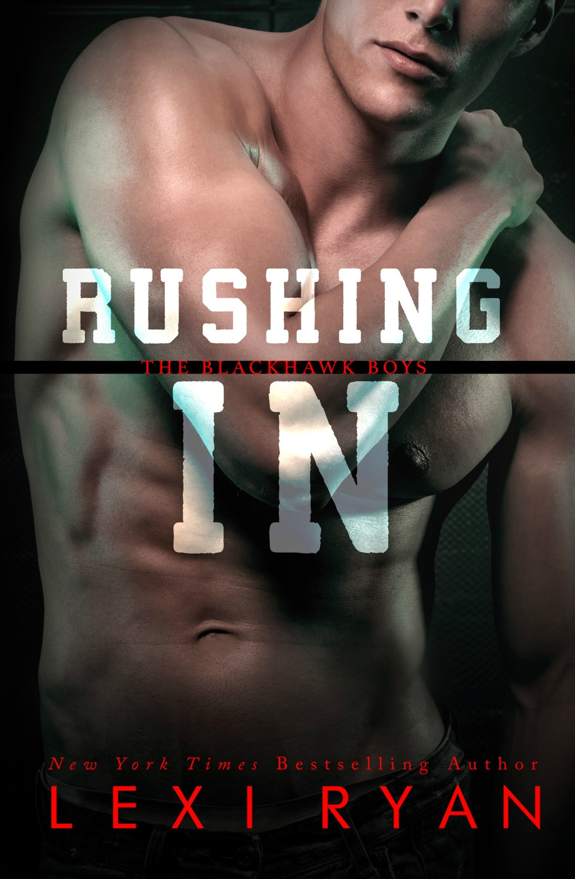 Rushing In Ebook Cover
