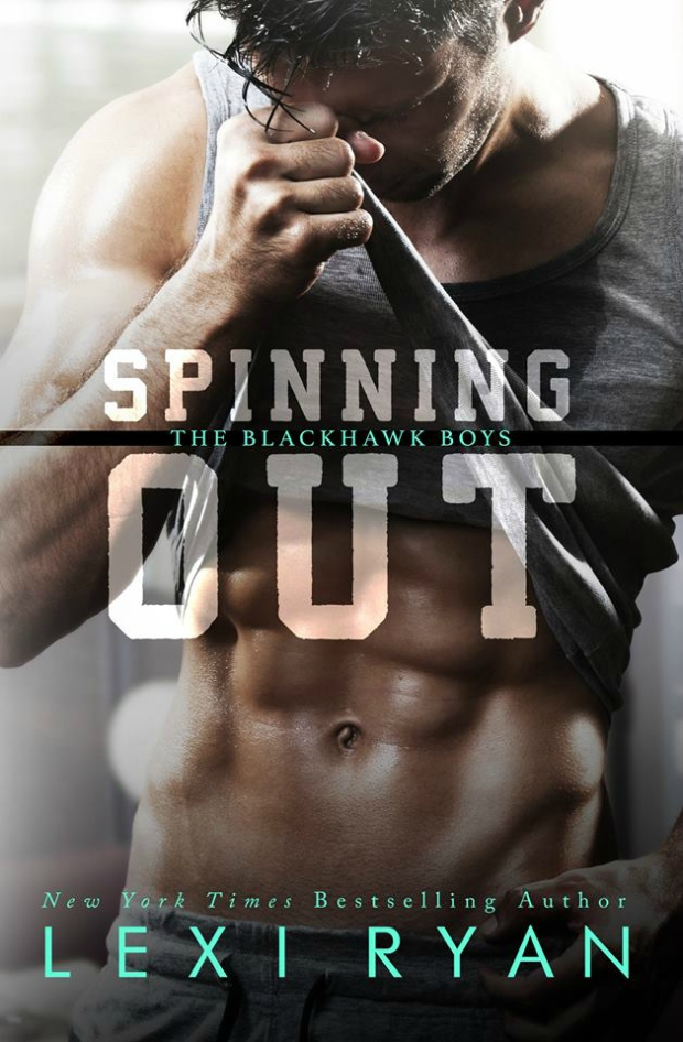 Spinning Out Ebook Cover