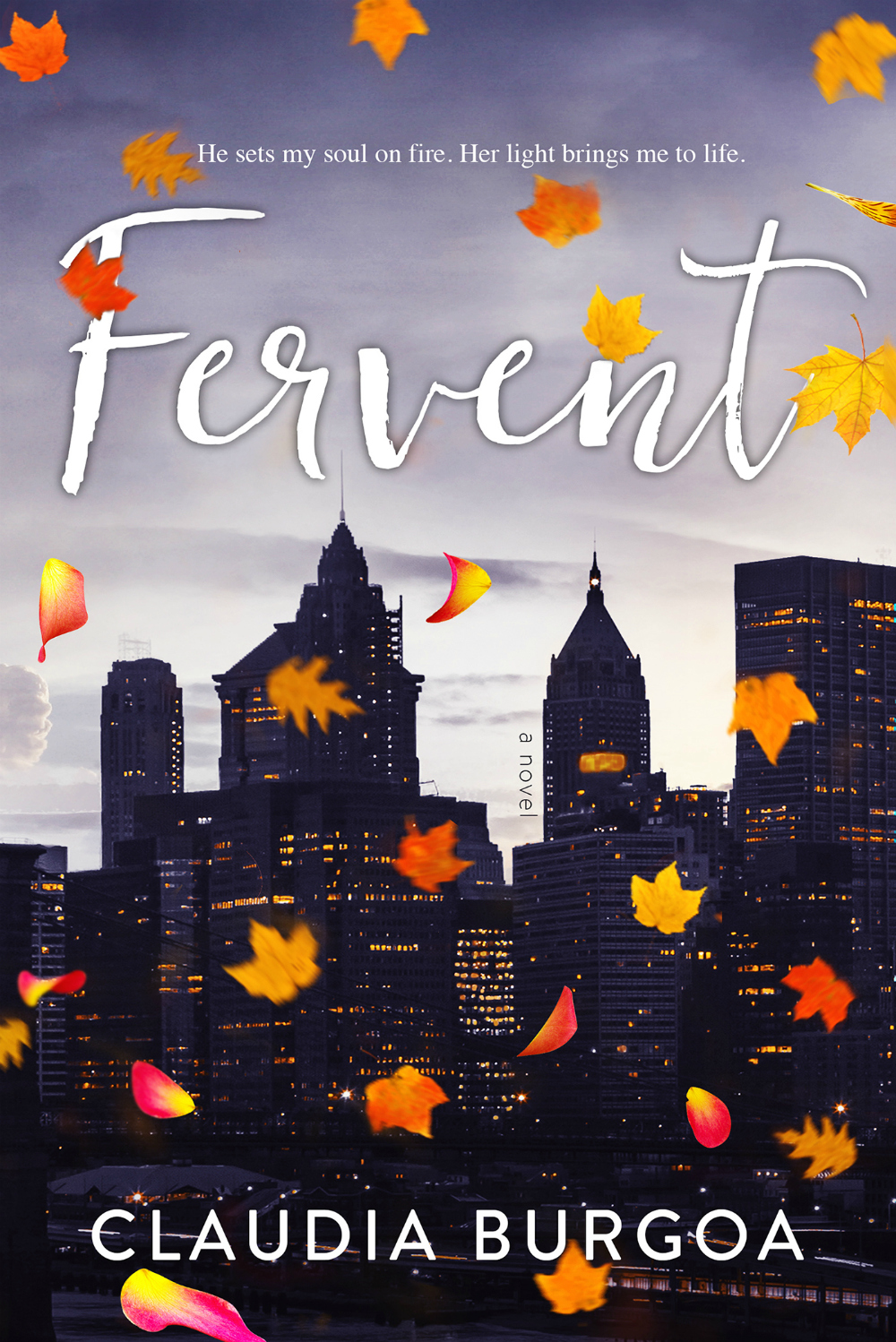 Fervent Ebook Cover