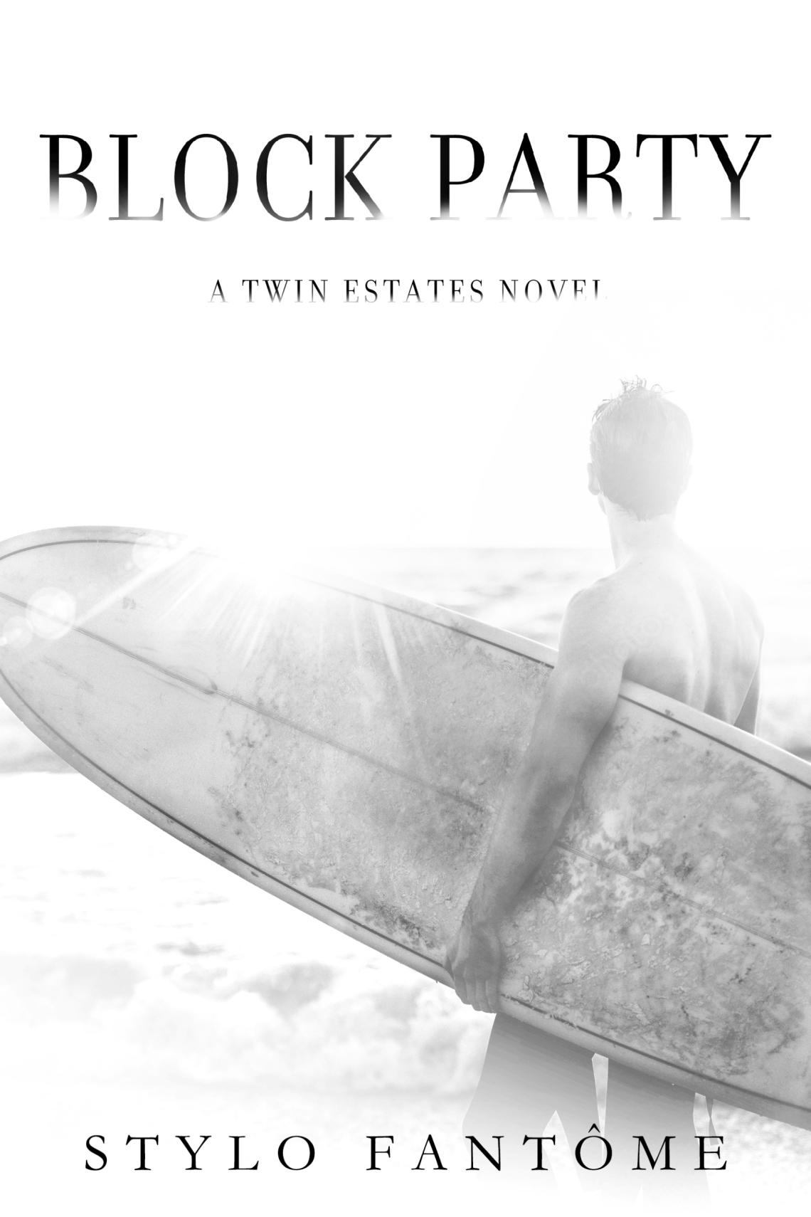 Block Party Ebook Cover