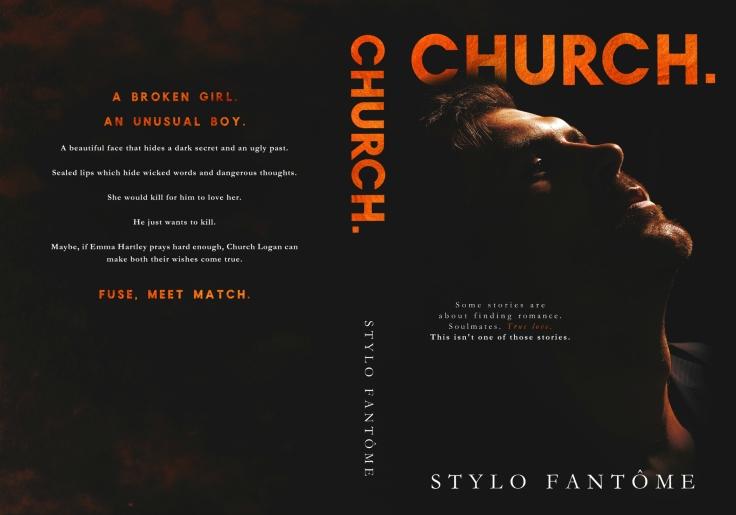 CHURCH. Full Wrap