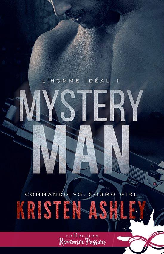 MYSTERY MAN FB Couverture