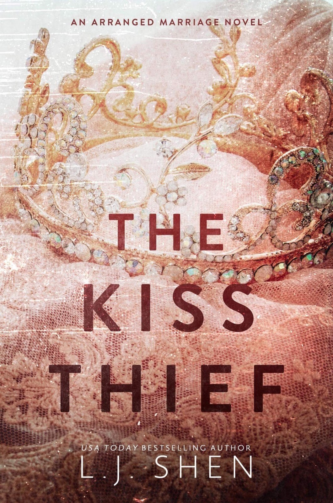 the kiss thief cover