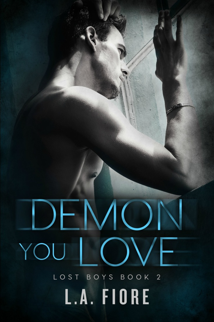 Demon You Love Ebook Cover