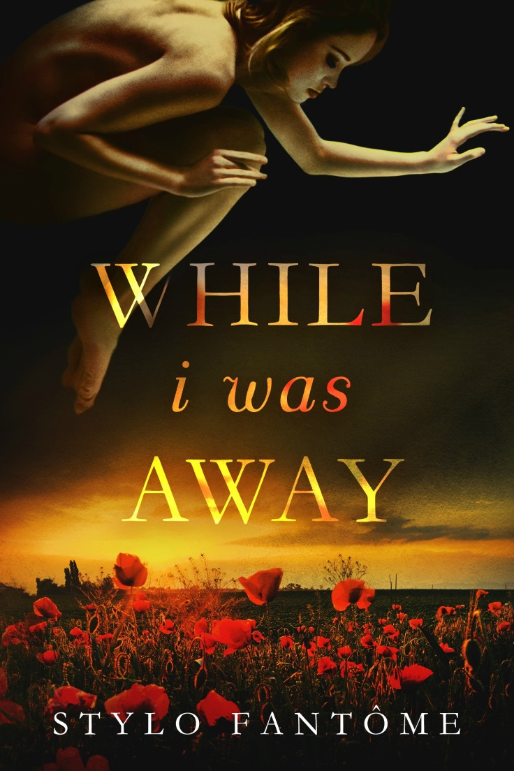 While I Was Away Ebook Cover