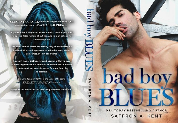 Bad Boy Blues Full Wrap
