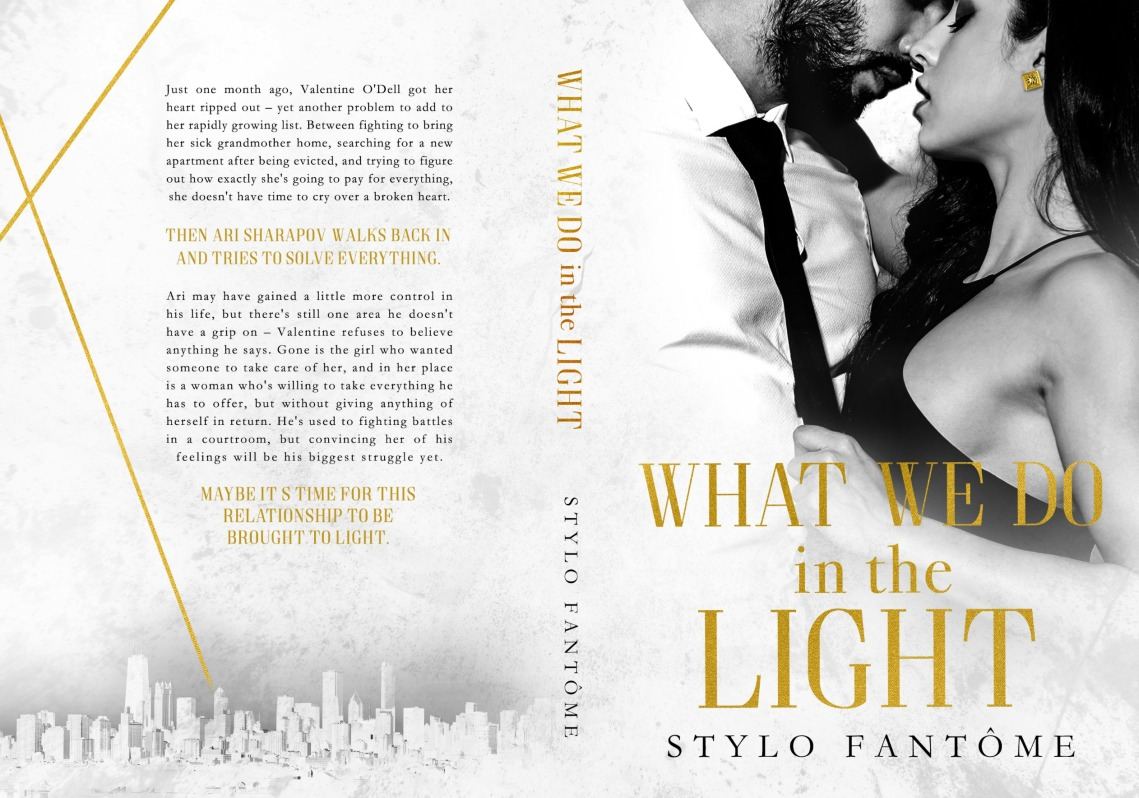 What We Do in the Light Paperback